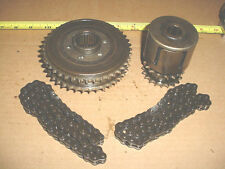 HONDA 600 COUPE SEDAN PRIMARY DRIVE LATE COMPLETE ASSY USED N600 Z600 ENGINE  -