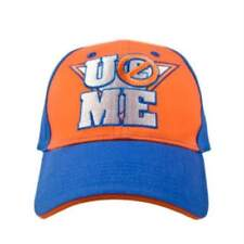 JOHN CENA Orange Never Give Up Baseball Cap Hat NEW