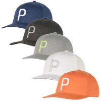 Puma Golf P 110 Snapback Adjustable Cap Hat - Multiple Colors OSFM