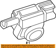 CHRYSLER OEM Rear View-Backup Back Up Camera 56054157AG