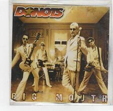 (FE98) Donots, Big Mouth - DJ CD