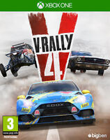 V-Rally 4 (Guía / Racing) Xbox One Bigben Interactive