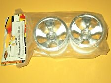 ** NEW, SCHUMACHER U2829 CHROME WHEEL , 5 SPOKE- XTR (Pr) **