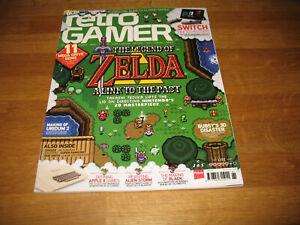 Retro Gamer magazine # 165 issue 165 vintage retro Zelda Link to the Past cover