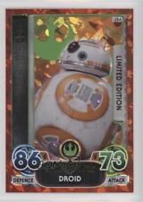 2016 Star Wars: Force Attax #LEBA BB-8 (Limited Edition) Gaming Card k6i