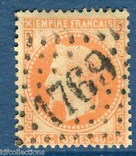 Classique France Napoléon N°31 cachet gros chiffres 1769 Le havre