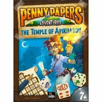 The Adventure of Penny Papers: Temple Apik , New by Ghenos Games, Italiano