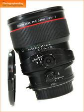 Canon TS-E 24 mm F3.5 Tilt and Shift Lens + GRATUIT UK ENVOI