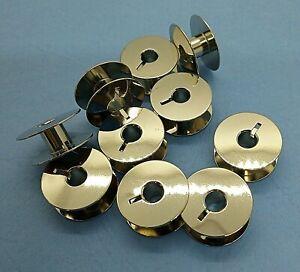 10X Bobbins (Steel)  for Durkopp/Adler 67; 68  #0068-001800 (#68-180)