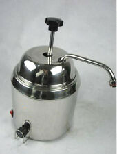 Hot Fudge Nacho Espresso Coffee Milk Foam Machine Steam Water Boiling Machine