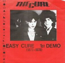 THE CURE Easy Cure 1st Demo EP Vinyl Record 7 Inch CQ 001 1990 EX