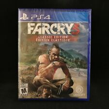 Far Cry 3 Classic Edition (PS4) BRAND NEW/ Region Free