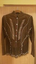 Women's Western Leather Jacket