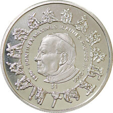2005 Pope John Paul II $1 Crown Repbublic of Sierra Leone Coin