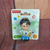 Fisher Price Little People Community Helper Figure Artist Free Shipping!