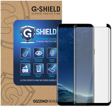G-Shield® 3D Vitre Film Protection en Verre Trempé d'écran Samsung Galaxy S8