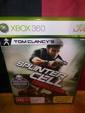 Splinter Cell: Conviction - Xbox 360 - Includes Manual