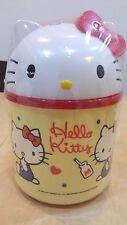 Tissue Box Cover Holder Mini Garbage Trash Cute Design Hello Kitty Home Garden