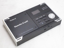Roland Sonic Cell 128-Voice Expandable Synth Module with Audio Interface F/S JPN