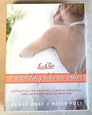 A Wedding Like No Other Peggy Post Planner Ideas Inspiration Hardcover Book