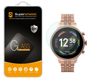 2X Supershieldz Tempered Glass Screen Protector for Fossil Women's Gen 6 42mm