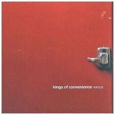 Kings of Convenience Versus (2001) [CD]
