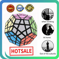 12-side Megaminx Magic Cube Puzzle Twist Toy 3D CUBE Education Gift HD