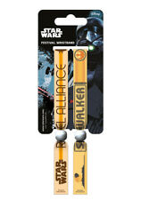 2er Set Festival Wristbands STAR WARS - Skywalker & Rebel Alliance Arm Bändchen