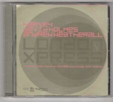 (GX332) London Xpress, Harvey, David Holmes, Andrew Weatherall - 19 tracks CD