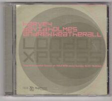 (GX332) London Xpress, Harvey, David Holmes, Andrew Weatherall - 19 tracks CD