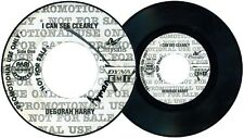 DEBORAH HARRY I Can See Clearly PROMO COPY 45 rpm Record