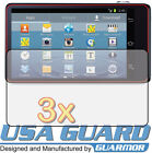 3x Clear LCD Screen Protector Guard Cover Film Samsung Galaxy Camera II 2 GC200