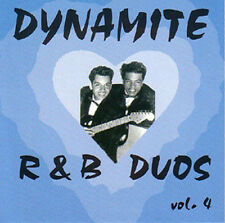 V.A. - DYNAMITE R&B DUOS Vol. 4 - Fantastic R&B CD