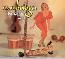 Mambologia pa Gozar Vol 3   25 TEMAS   BRAND NEW SEALED CD