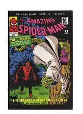 AMAZING SPIDER-MAN COLLECTIBLE SERIES VOLUME 23 REPRINTS ISSUE 6 LIZARD LEE NR