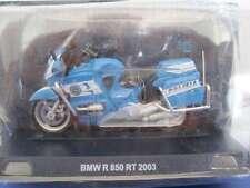 BMW R 850 RT 2003 - Polizia 1:24 SCALE Motor BIKE ref710A