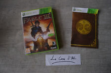 Fable III 3 complet sur XBOX 360 - FR TBE rare