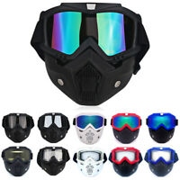 Winter Snow Sports Goggles Ski Snowboard Snowmobile Face Mask Eyewear Sunglasses