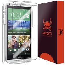 Skinomi TechSkin - Clear Full Body Skin & Screen Protector for HTC Desire 816