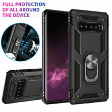 Military Armor Magnetic Ring Holder Case for Samsung Galaxy S8 S9 S10Plus/A7 A50