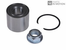 Wheel Bearing Kit fits NISSAN NOTE E12 1.5D Rear 2013 on ADL 432101HA1A Quality
