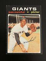 1971 Topps Juan Marichal #325 San Francisco Giants