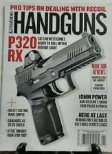 Guns & Ammo Handguns Dec 2016 Jan 2017 P320 RX More Gun Reviews FREE SHIPPING sb