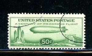 US Scott # C18 - Used - Nice Centering