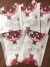 [ILLIYOON] Botanical Essence Pomegranate Mask  [ 5 PACK]