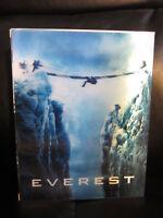 Everest 3D Blu-ray Steelbook HDZeta Lenticular Full Slip Region Free Open Mint