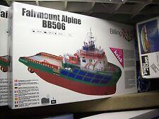 Krick Fairmount Alpine 1:75 RC-Baukas Billing Boats BillingBoats Bausatz BB0506