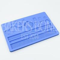 Stay Fresh Multi Mat Different sizes Perfect for Sugarcraft! Single or Hinged