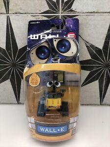 Disney -  Pixar - Wall E - Wall - E Figure - Never Opened!