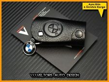 BMW Genuine Leather Key Holder Key Case M Logo Emblem